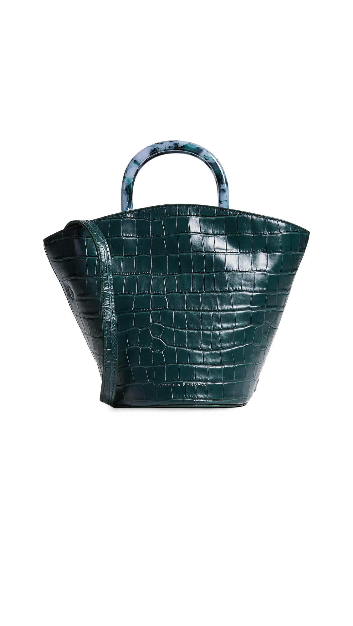 Agnes Fan Tote, Forest