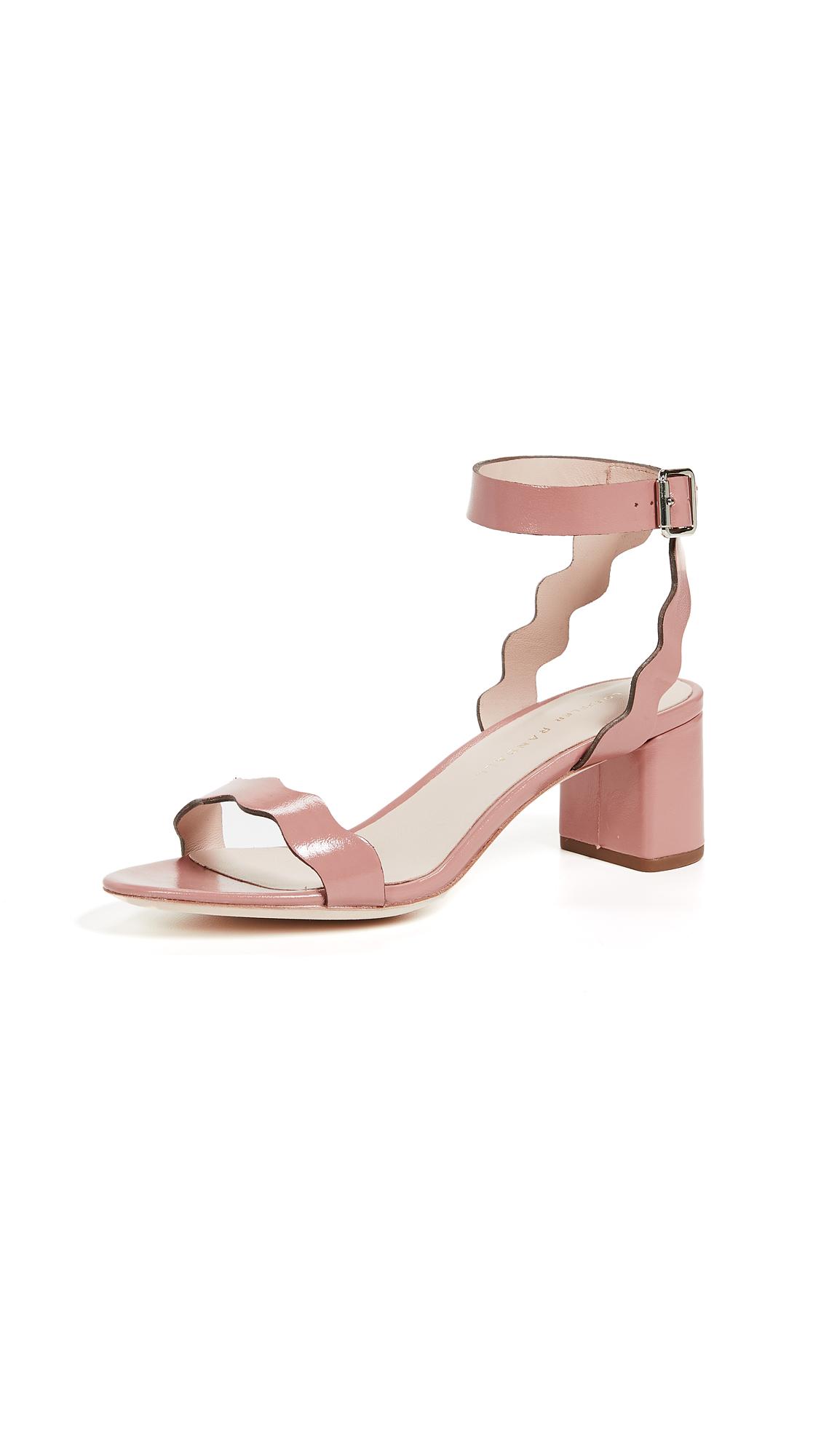 Loeffler Randall Emi City Sandals - Coquille