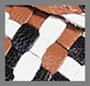Древесно-коричневый мульти