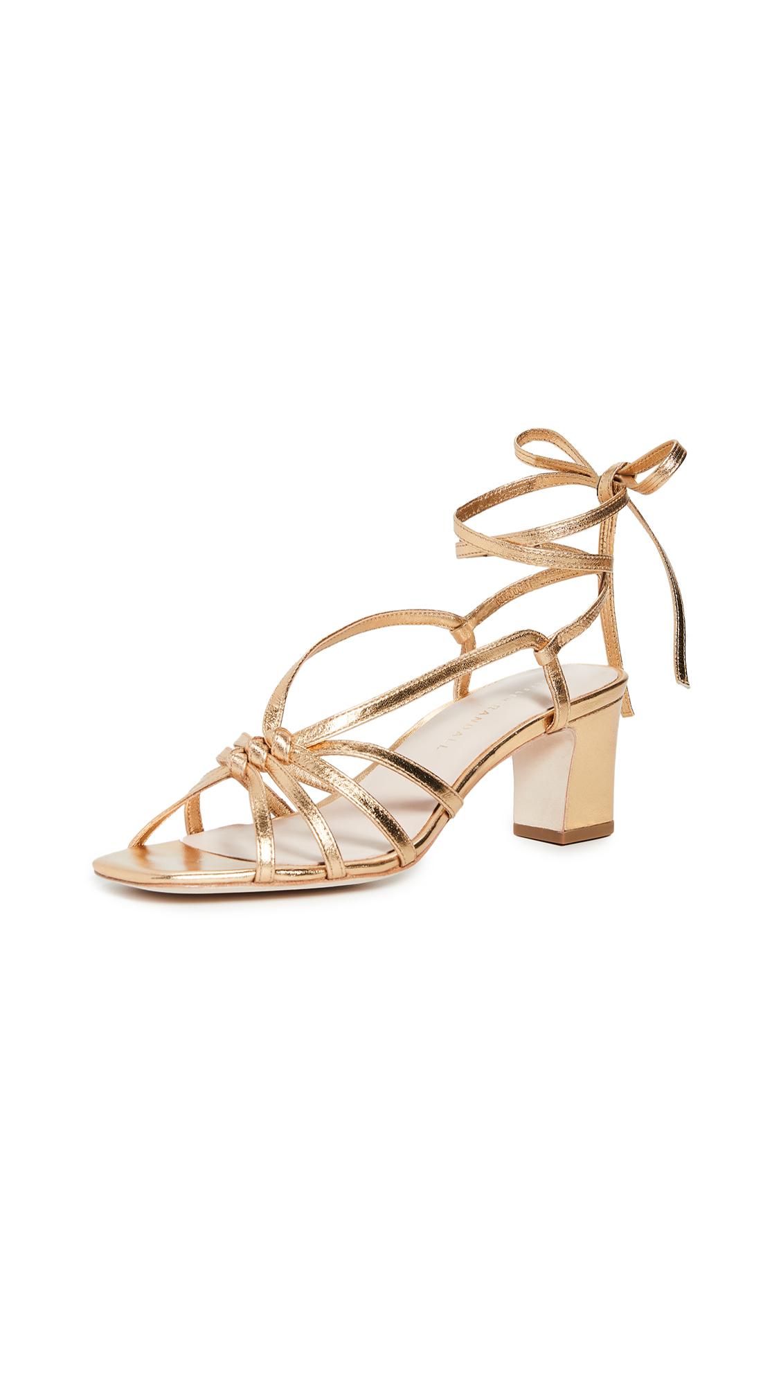 Buy Loeffler Randall Libby Knotted Wrap Sandals online, shop Loeffler Randall
