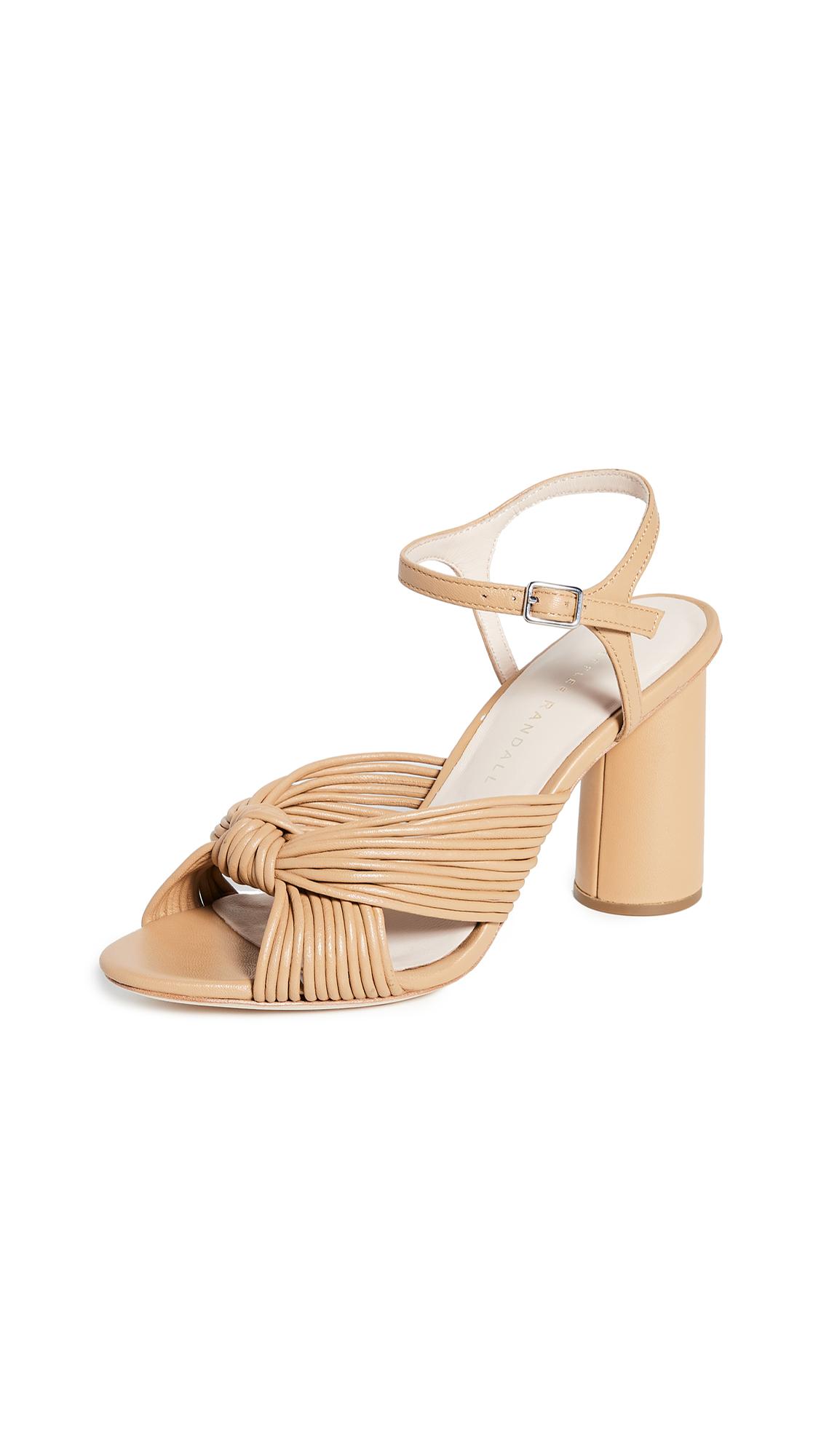 Buy Loeffler Randall online - photo of Loeffler Randall Cece Sandals