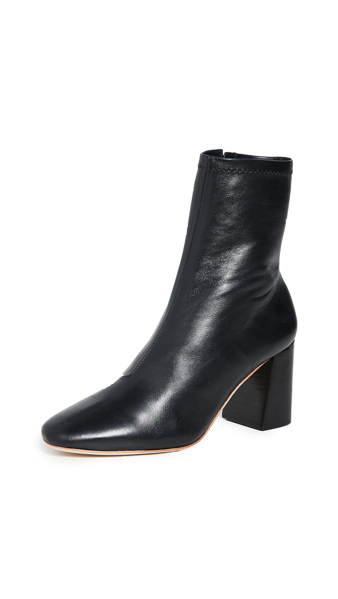Buy Loeffler Randall online - photo of Loeffler Randall Elise Slim Ankle Booties