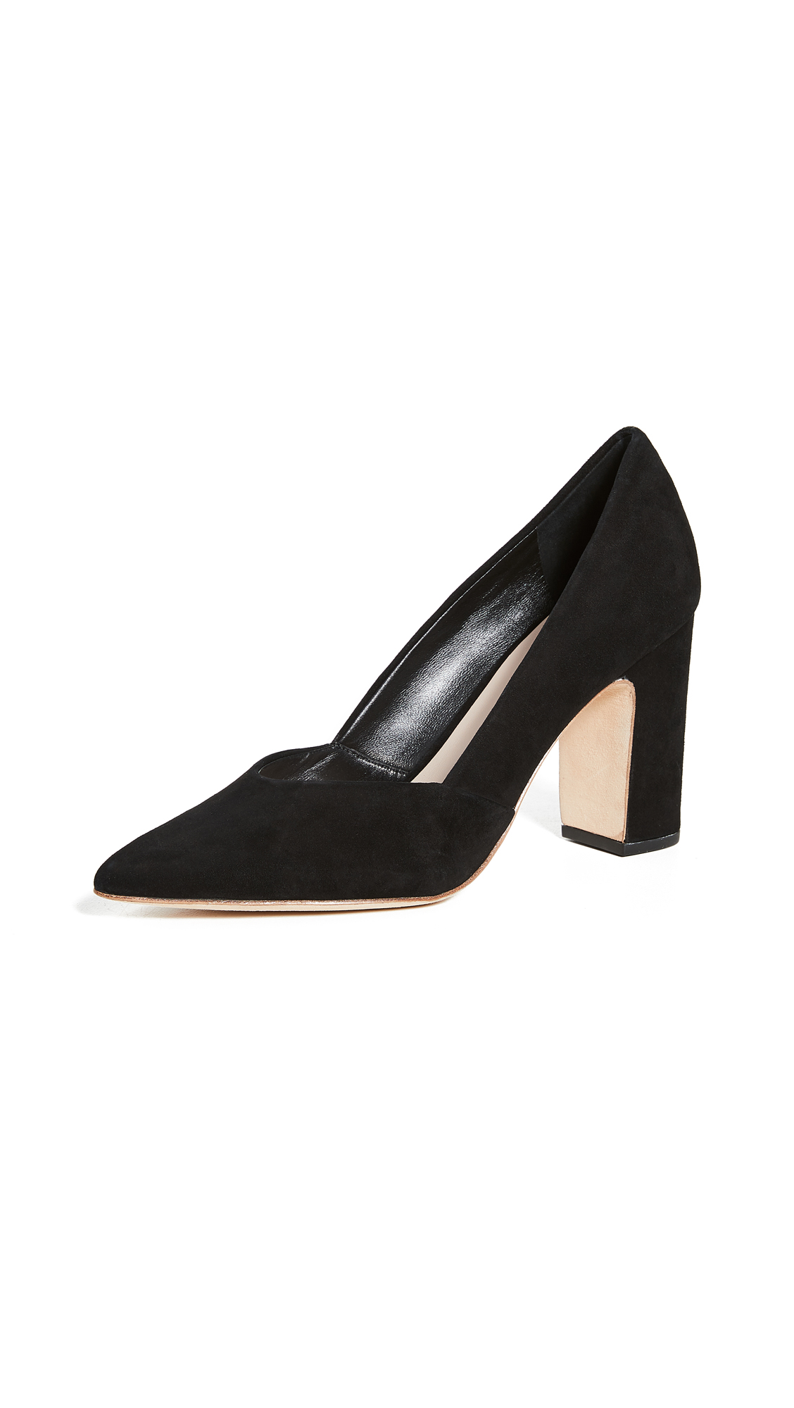 Buy Loeffler Randall online - photo of Loeffler Randall Paulina Pointy Toe Pumps