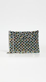 Loeffler Randall Mia Beaded Clutch