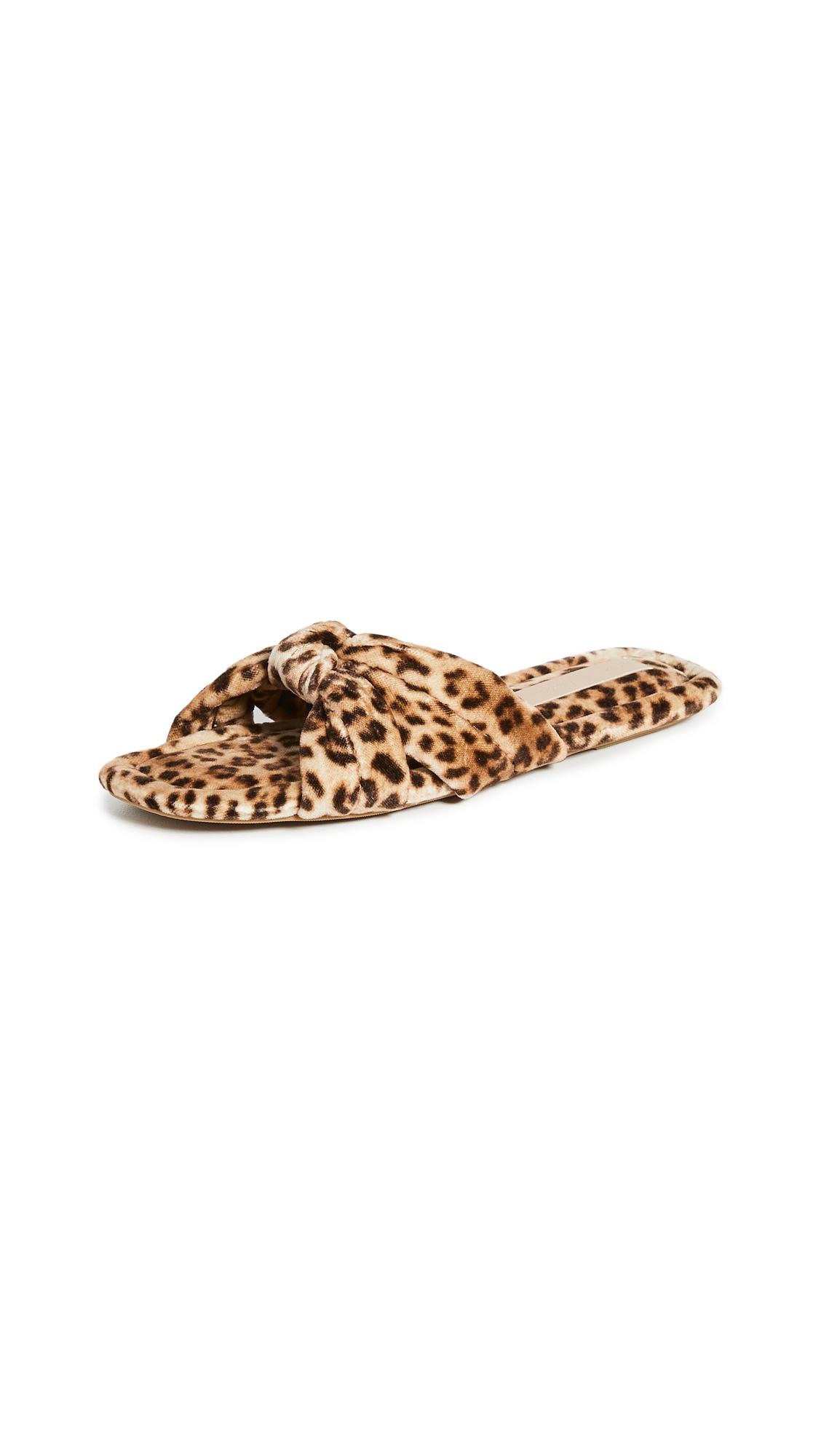 Loeffler Randall Puffy Knot Sandals
