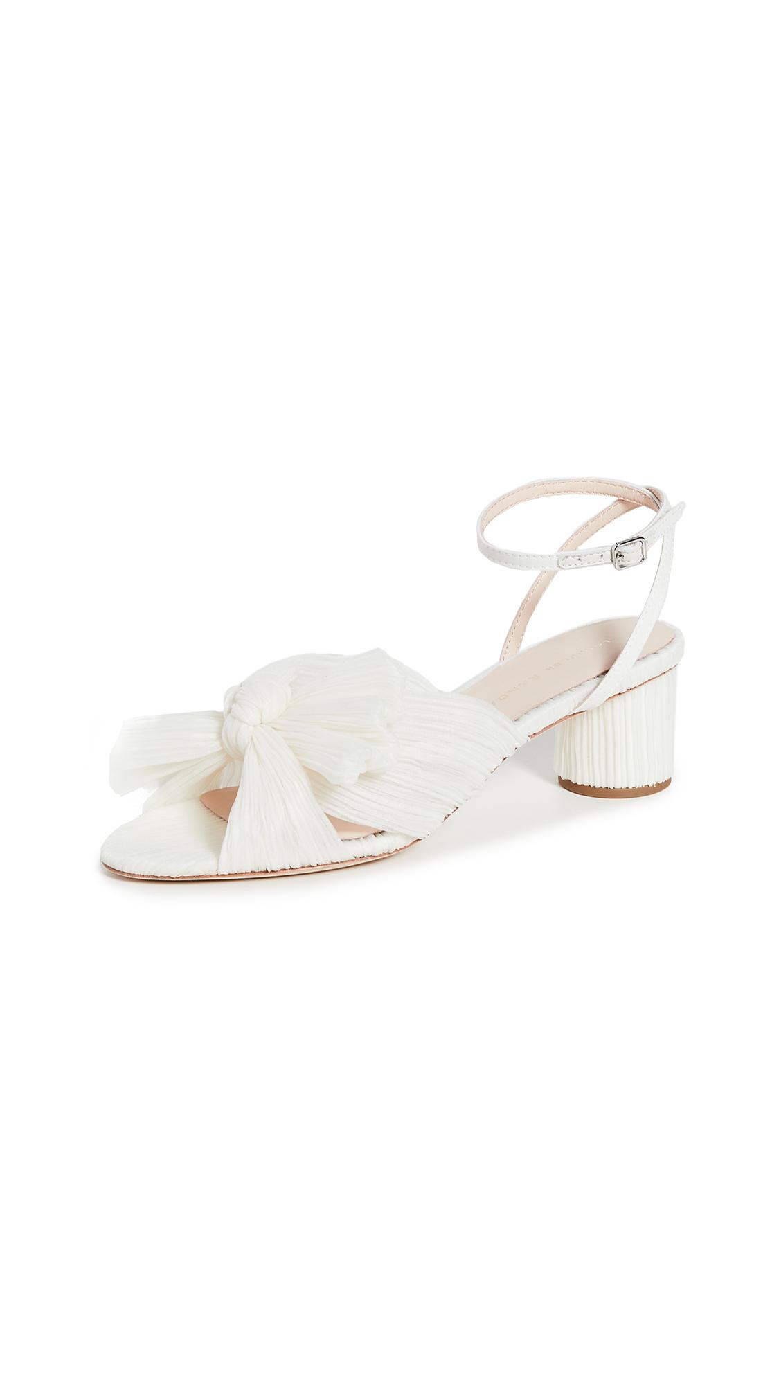Buy Loeffler Randall Dahlia Knot Sandals online, shop Loeffler Randall
