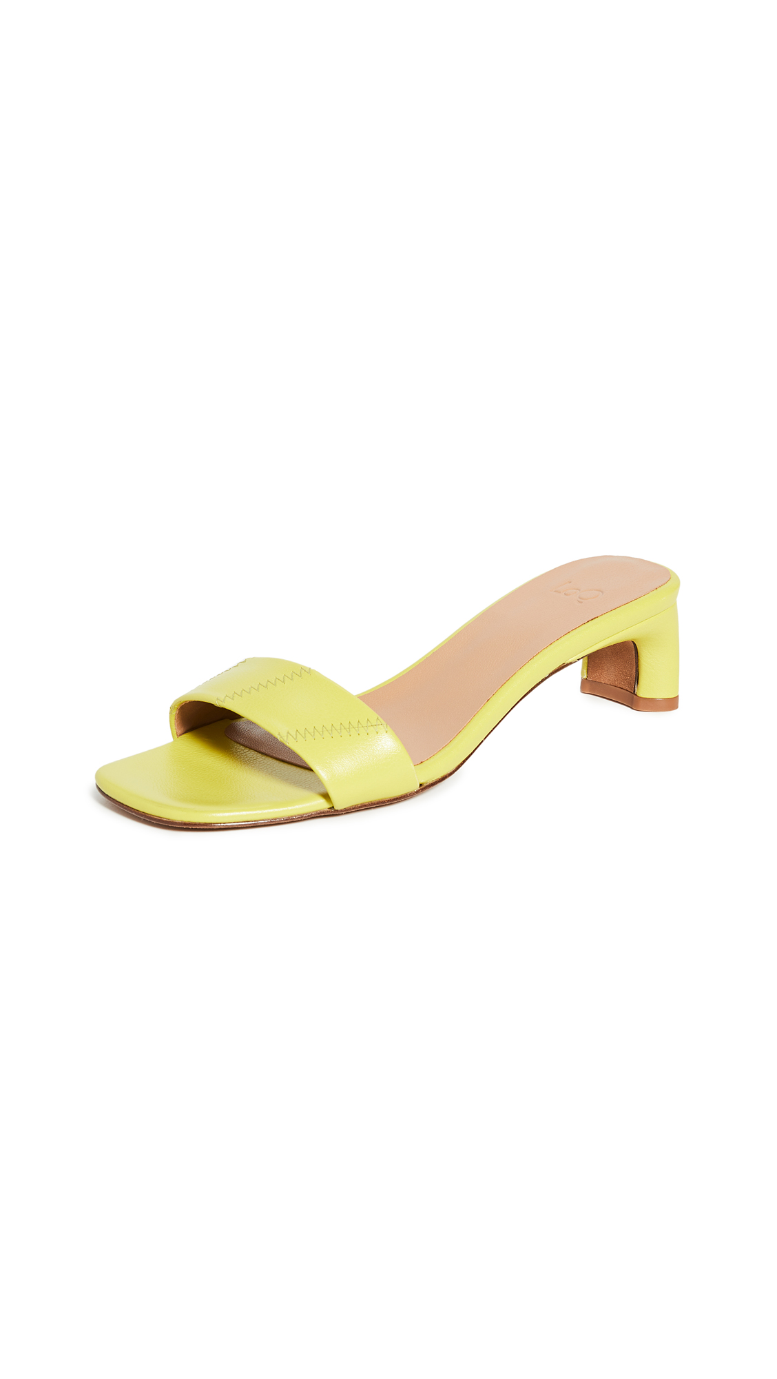 Buy LOQ Nona Heeled Slides online, shop LOQ