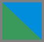 缟玛瑙绿色/玛瑙蓝色