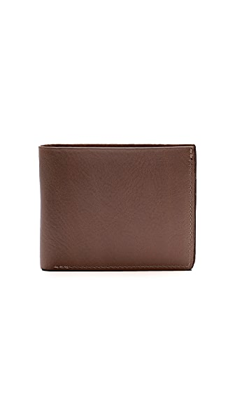 Lotuff Leather Bifold Wallet