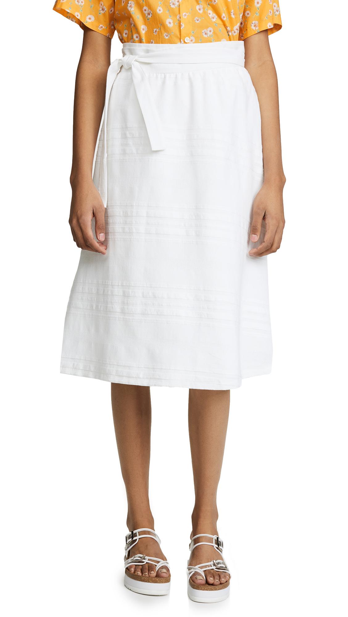 Loup Lori Skirt In White