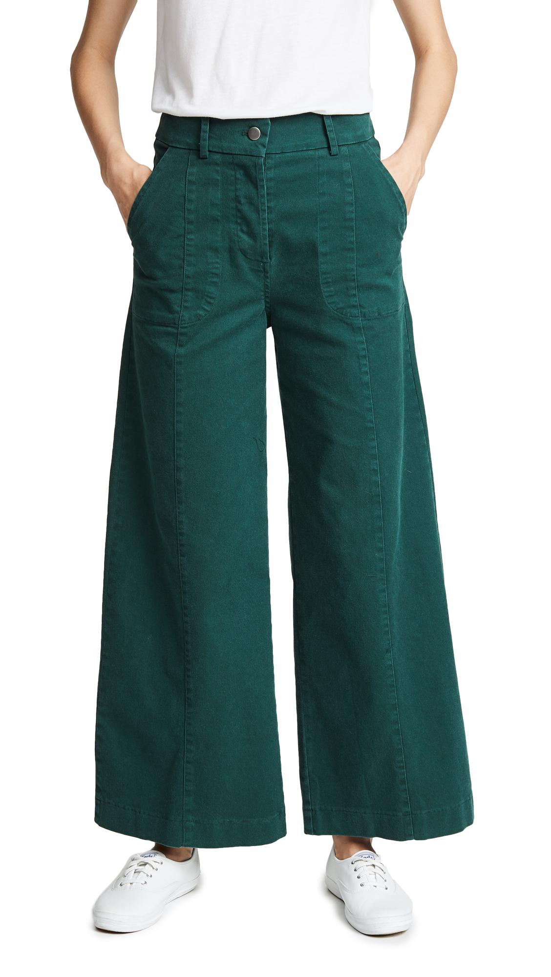 Loup Julia Jeans In Green