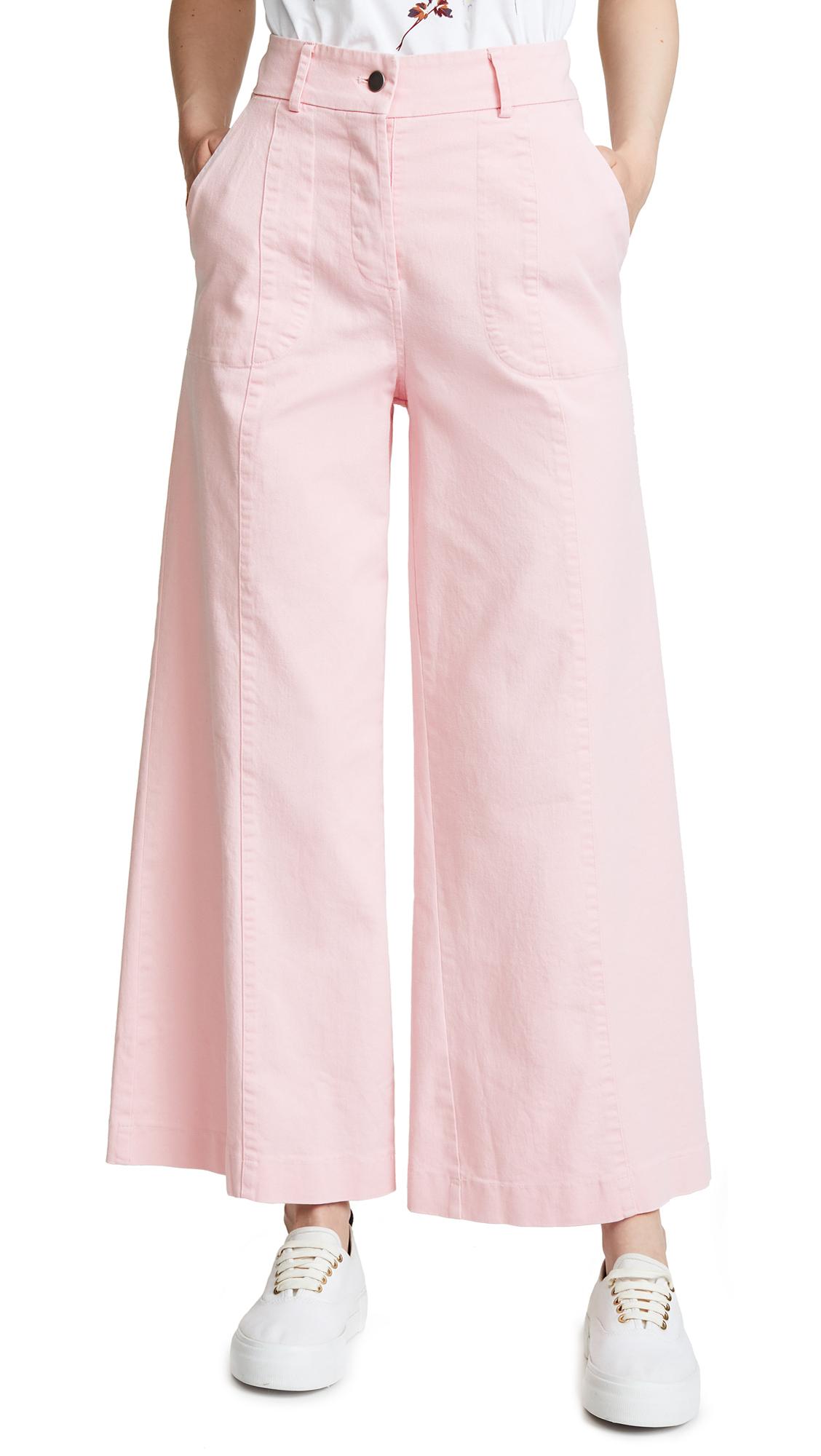 LOUP Pink Julia Jeans
