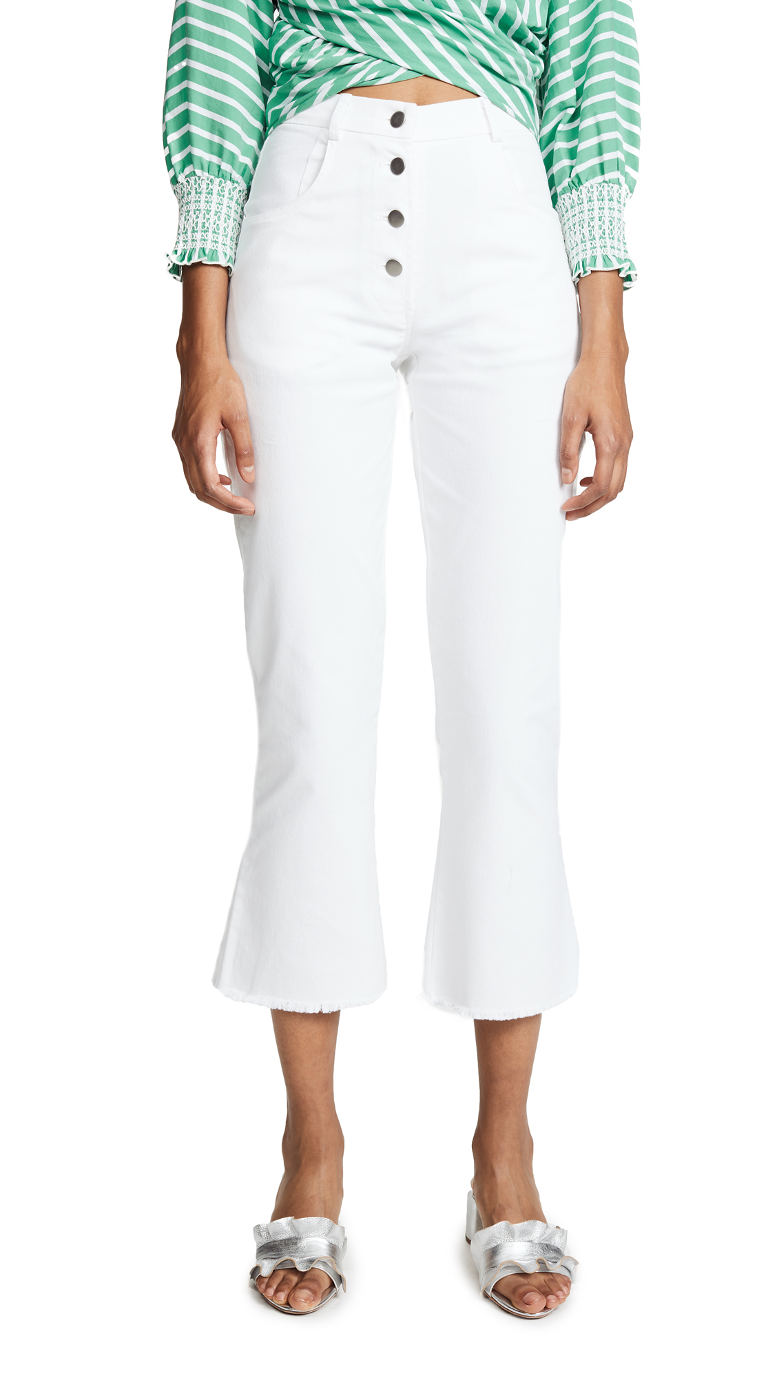 Loup Sienna Jeans In White