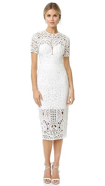 Платье-футляр Harmony