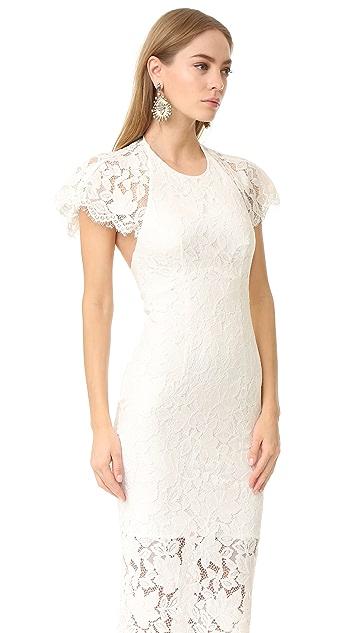 Lover Affinity Midi Dress