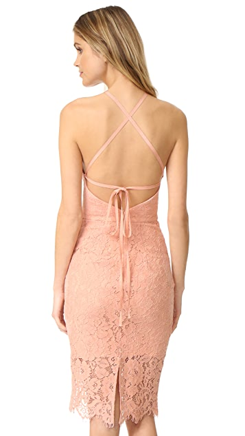 Lover Oasis Halter Dress