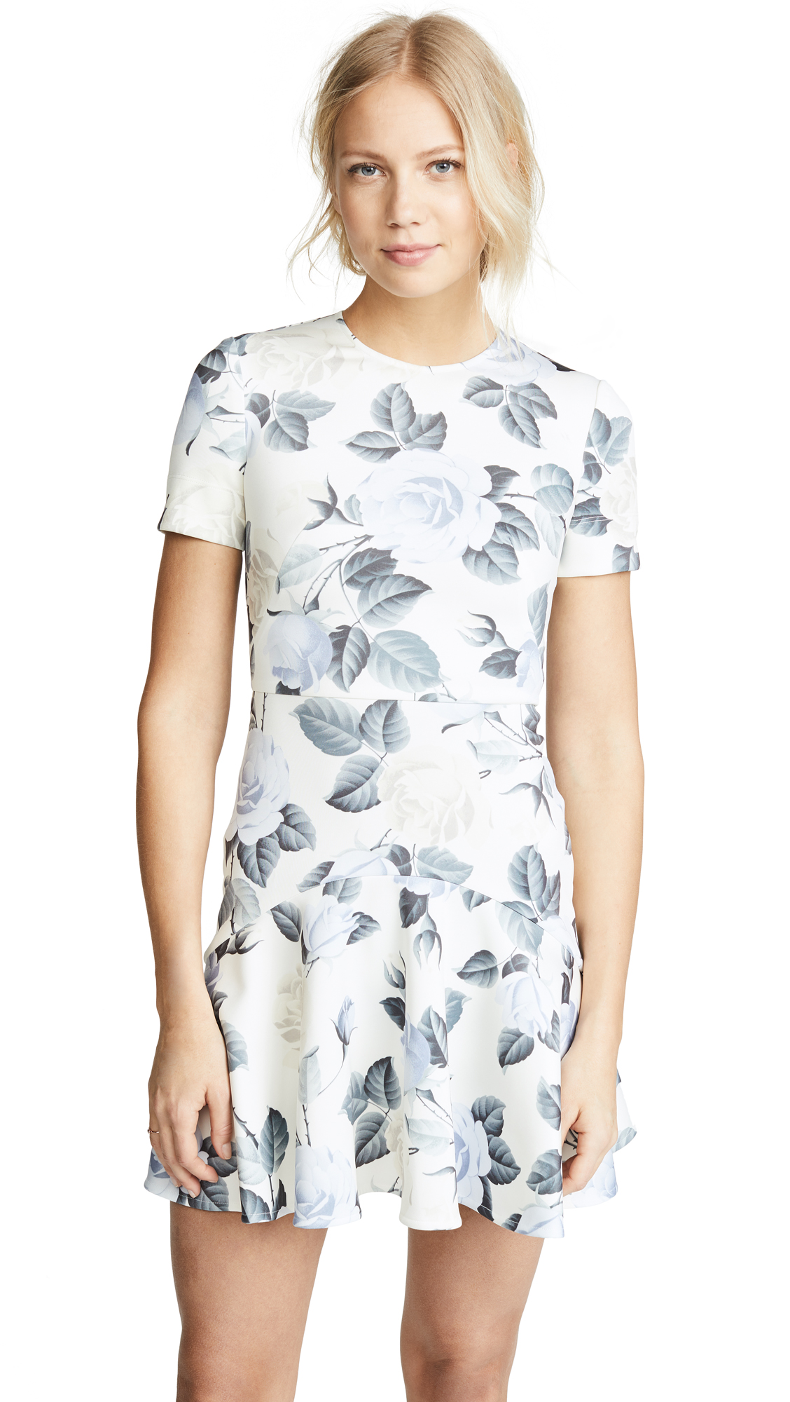 Lover Rosa Mini Dress