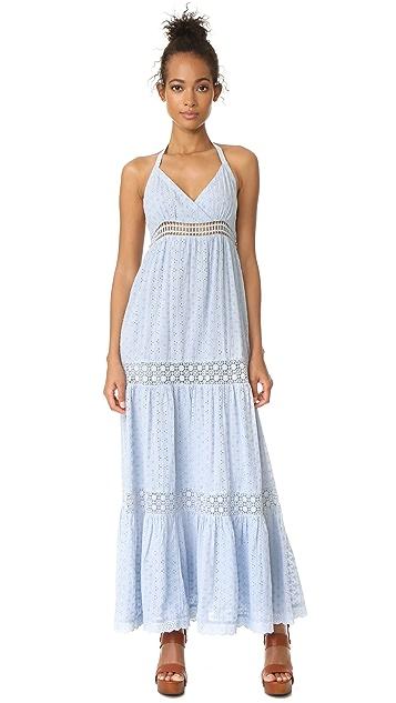 Love Sam Floral Shifli Maxi Dress
