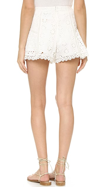 Lovers + Friends Oasis Shorts