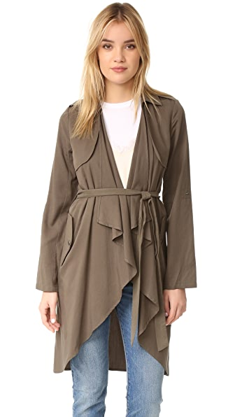 Lovers + Friends Morning View Coat