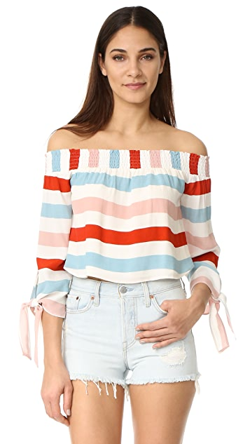 Lovers + Friends Dream Lover Top