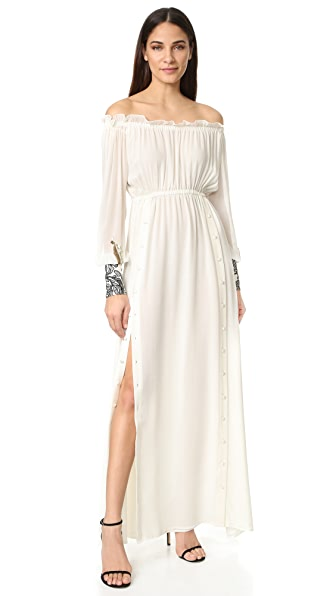 Loyd/Ford Drop Shoulder Maxi Dress
