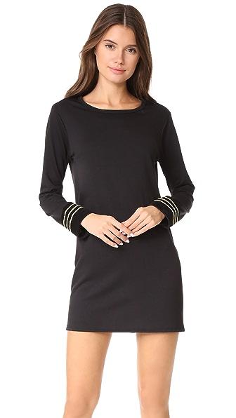 Loyd/Ford Pilot Mini Dress - Black