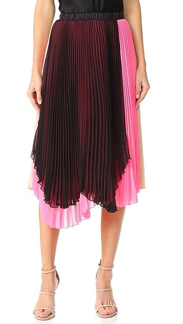 Loyd/Ford Multi Panel Pleat Skirt