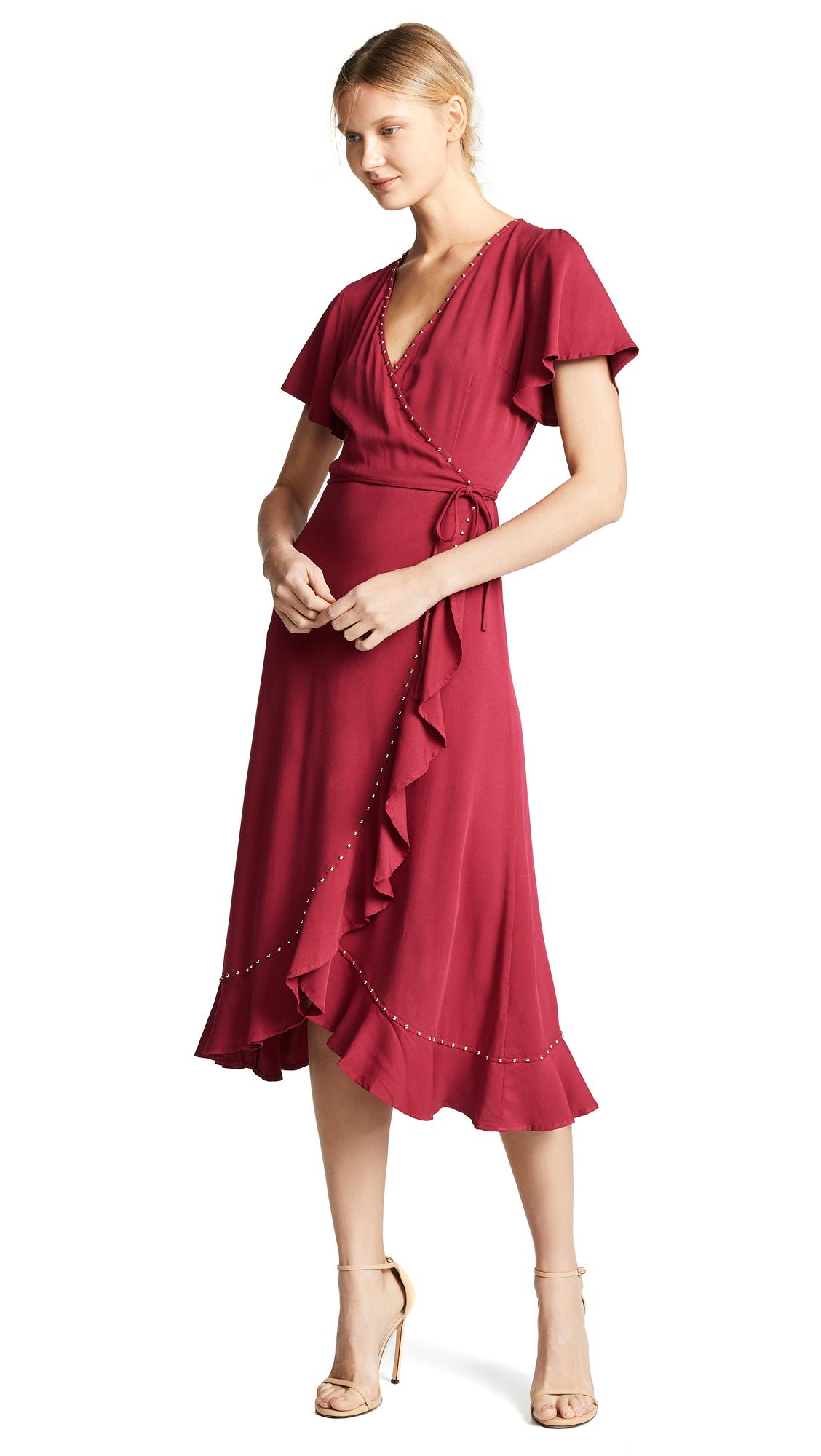 Loyd/Ford Wrap Dress