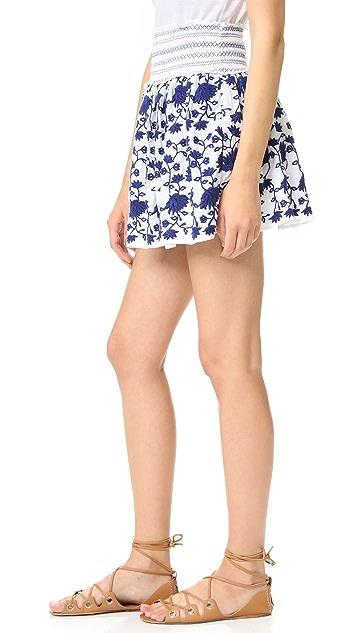 LOVESHACKFANCY Beach Skirt