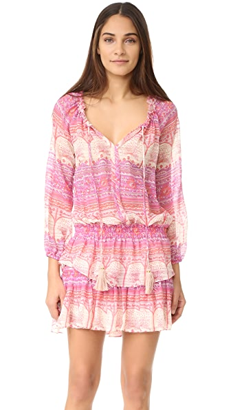 LOVESHACKFANCY Popover Dress