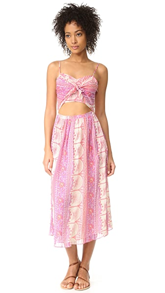 LOVESHACKFANCY Jenna Dress