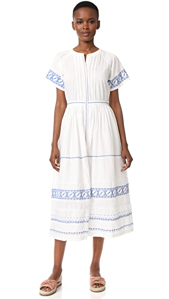LOVESHACKFANCY Chloe Dress