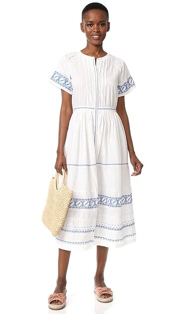LOVESHACKFANCY Chloe Dress