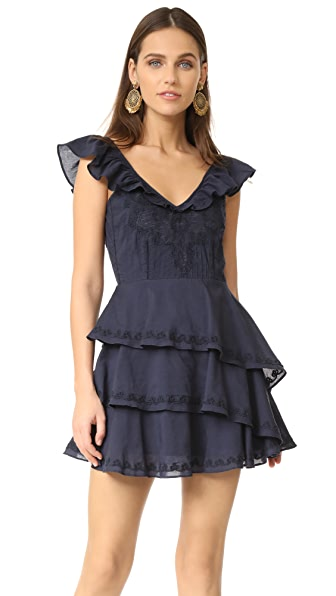 LOVESHACKFANCY Claudia Dress