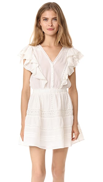 LOVESHACKFANCY Sylvie Dress