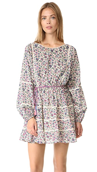 LOVESHACKFANCY Noelle Dress - Cream
