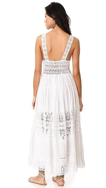 LOVESHACKFANCY Francesca Dress