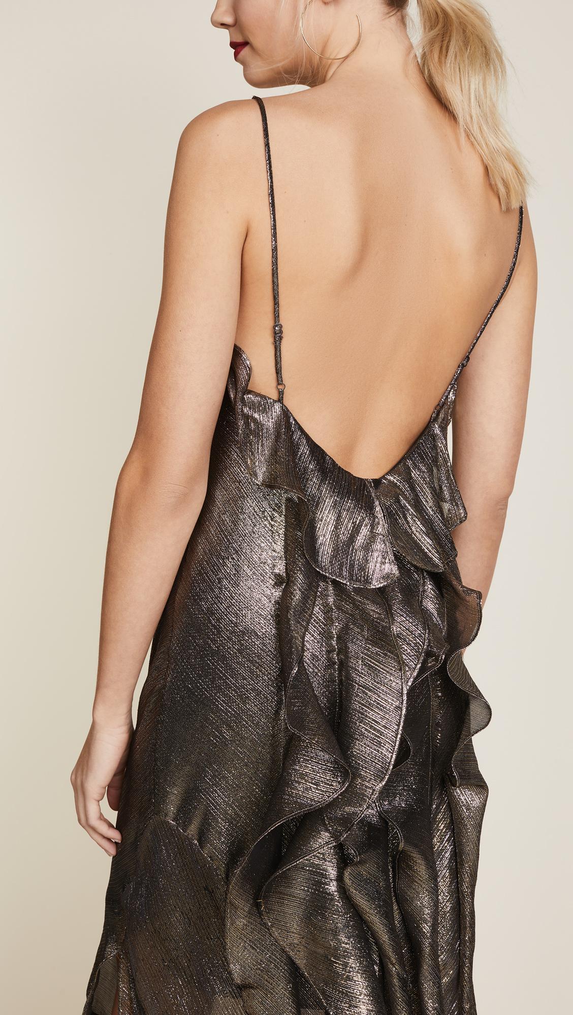 980d38c616954 LOVESHACKFANCY Ruffle Slip Dress | SHOPBOP