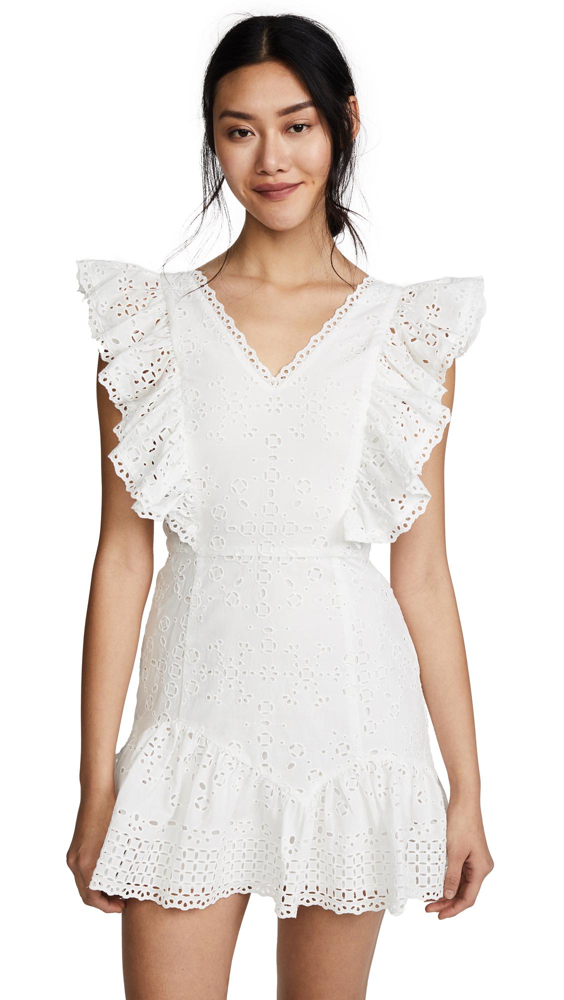 LOVESHACKFANCY Alanis Dress