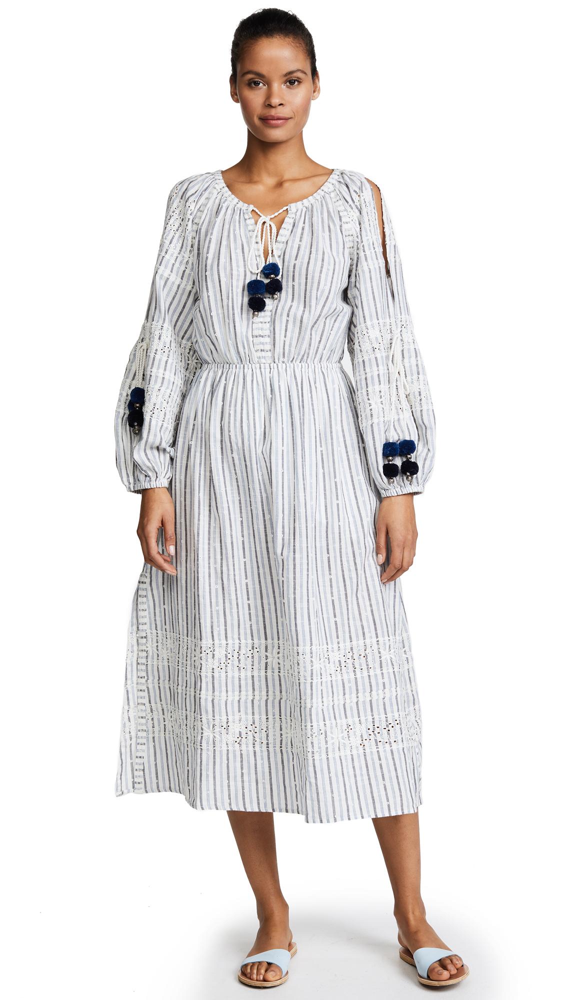 LOVESHACKFANCY Isla Dress