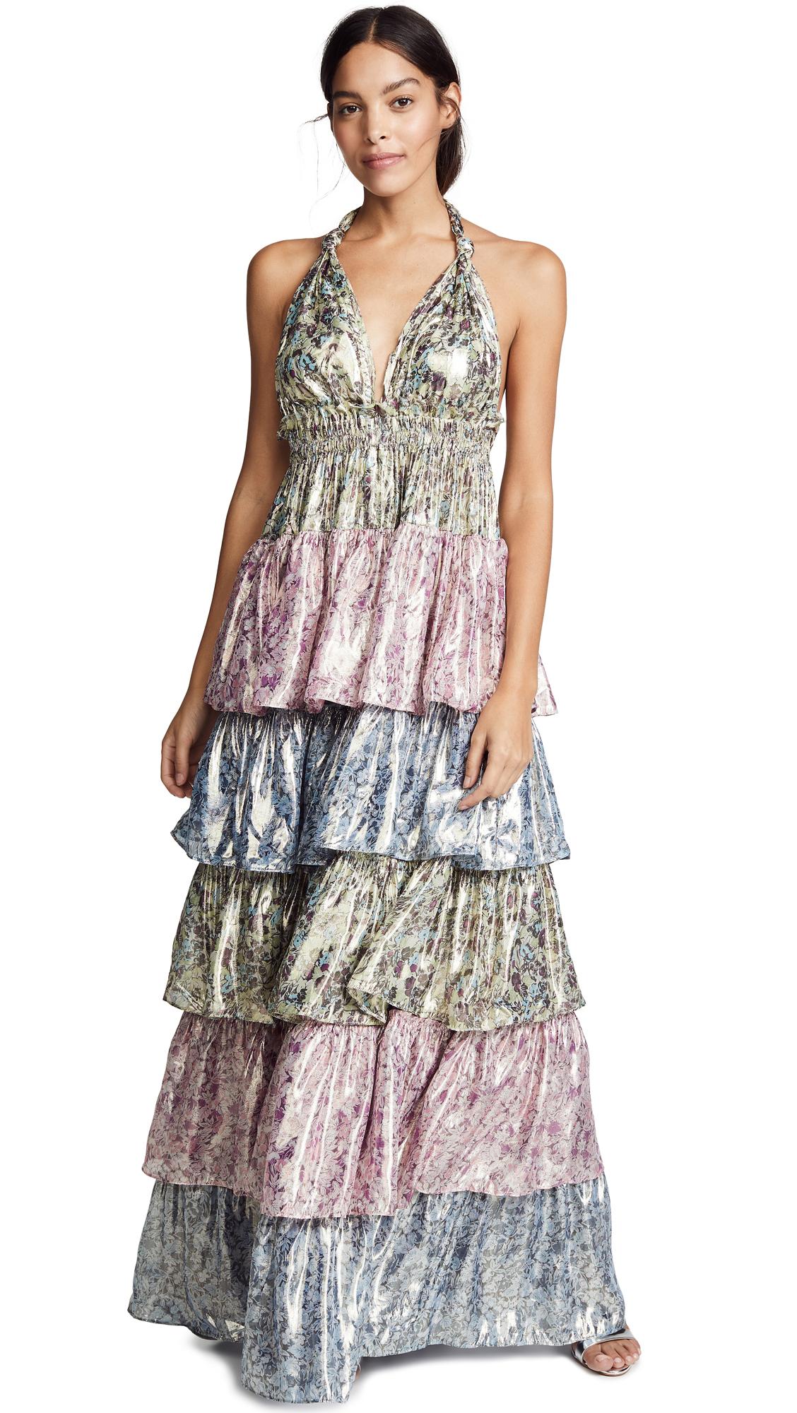 LOVESHACKFANCY Clarissa Dress - Multi