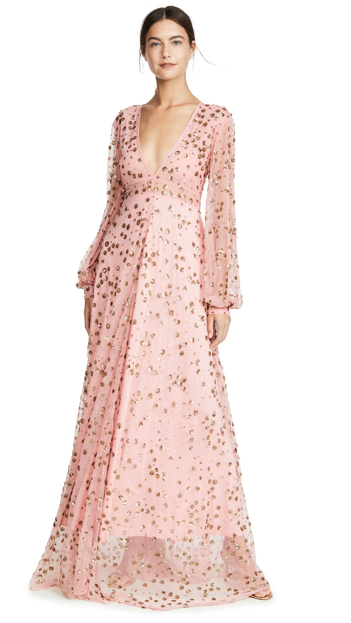 Buy LOVESHACKFANCY online - photo of LOVESHACKFANCY Janet Dress
