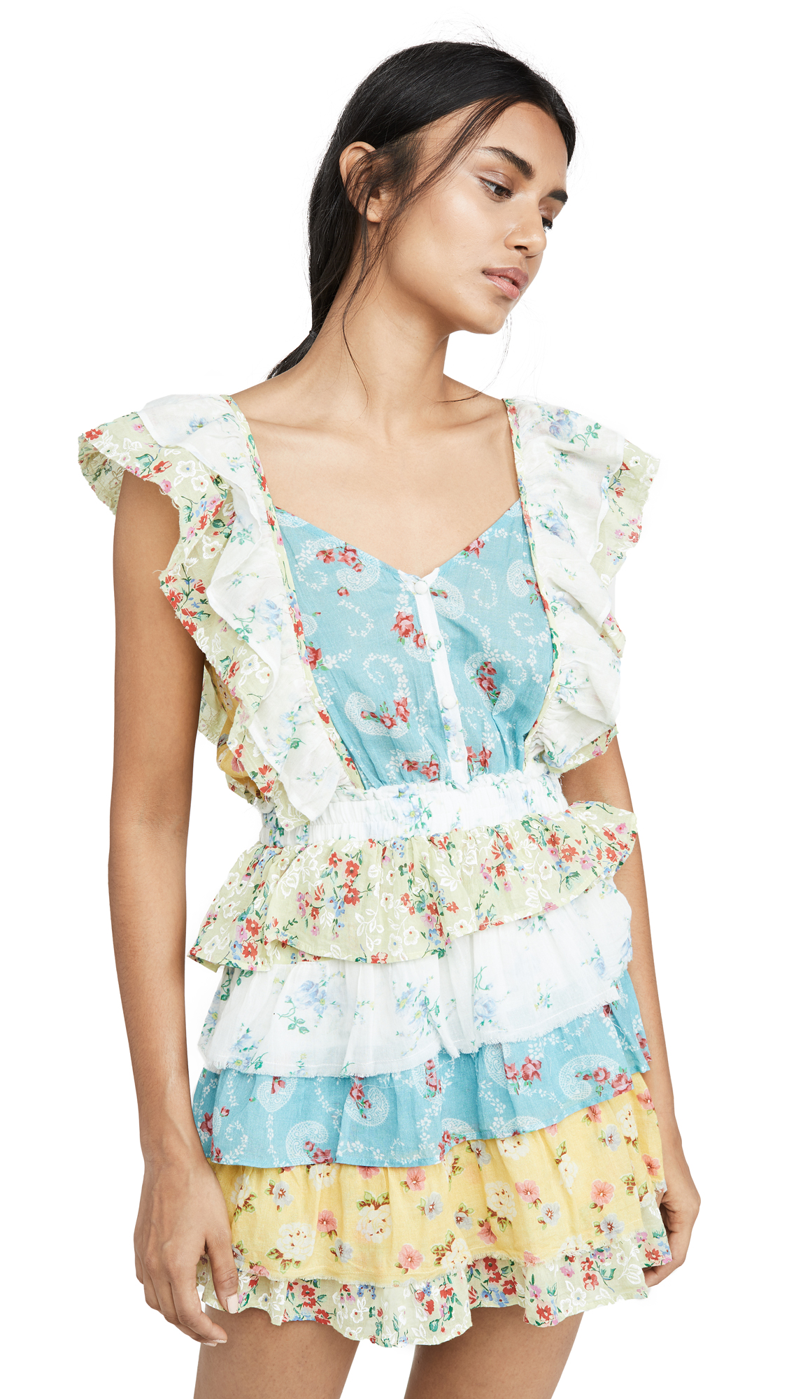 Buy LOVESHACKFANCY online - photo of LOVESHACKFANCY Phyllis Dress