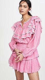 LOVESHACKFANCY Luca Dress