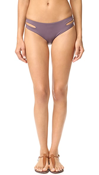L*Space Estella Bikini Bottoms - Pebble