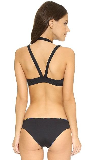 L*Space Stacy Bikini Top