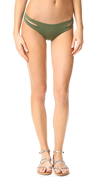 L*Space Estella Bikini Bottoms In Jungle