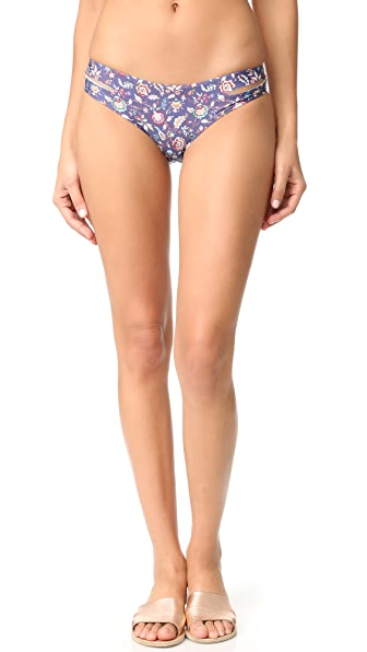 L*Space Liberty Mist Estella Bikini Bottoms