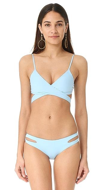 L*Space Sweet & Chic Chloe Bikini Top